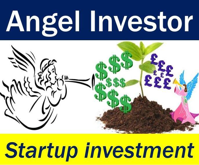 Angel investor image