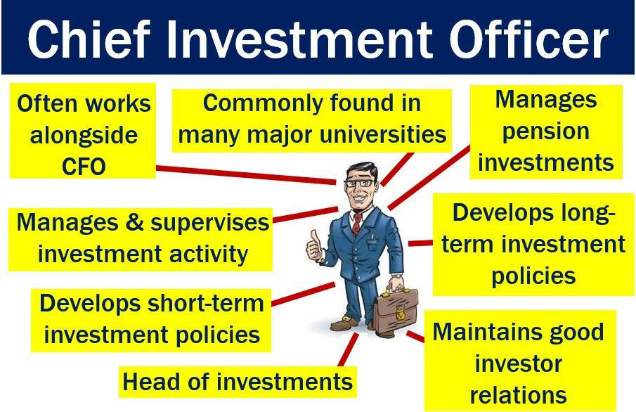 Chief investment officer - features image