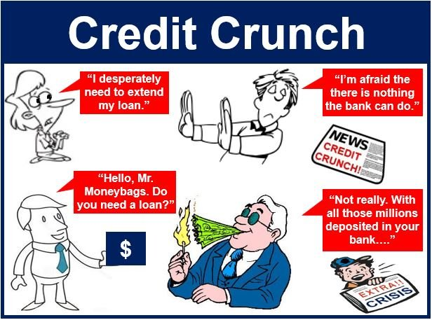 credit crunch Simon lambert: ten years on from the credit crunch have we really done anything to tackle our problems by simon lambert for thisismoneycouk published: 02:25 edt, 3 august 2017 | updated: 08:07 edt, 3 august 2017.