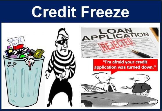 Image result for credit freeze