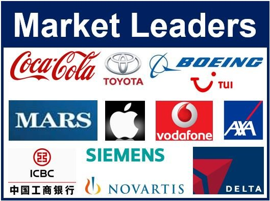 Market leaders in thier fields