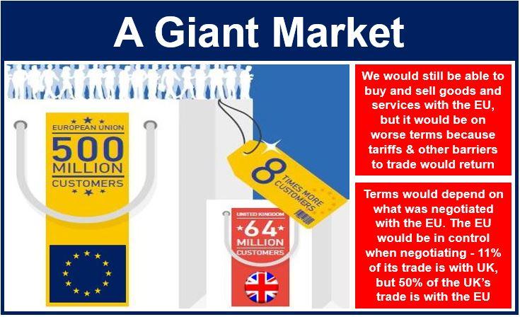A giant market
