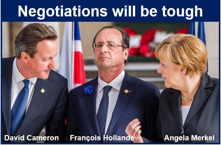 Cameron Hollande Merkel