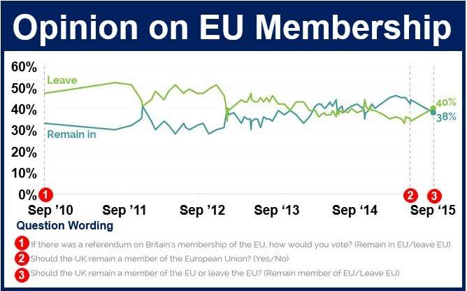 EU membership opinion