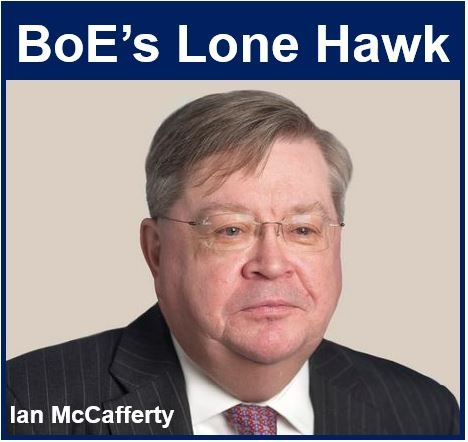 Ian McCafferty BoE