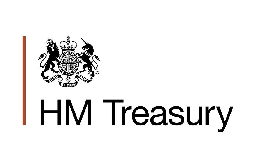 uk treasury logo
