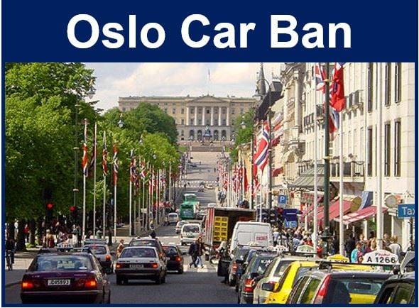 Oslo Car ban