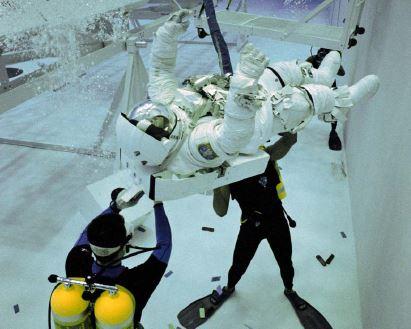 Buoyancy training