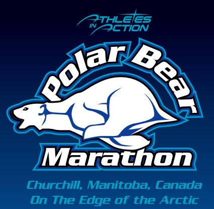 Churchil Polar Bear Marathon logo