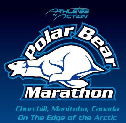 Churchil Polar Bear Marathon logo