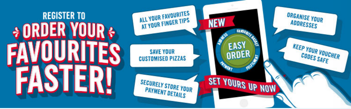 Dominos-easy-order-button