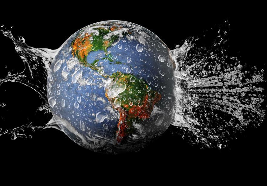 Earth Had Water