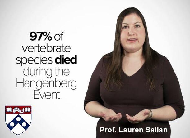 Mass Extinction Lauren Sallan