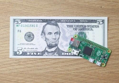 Raspberry Pi Zero -