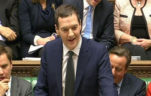 UK Science Budget Mr Osborne