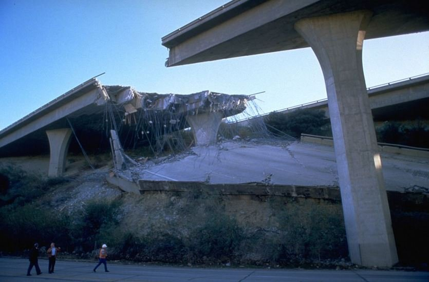 Earthquake Los Angeles 1994