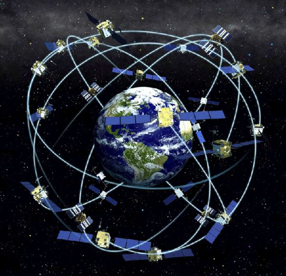 GPS satellites War in Space