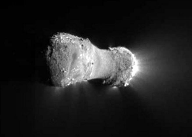 Giant comets