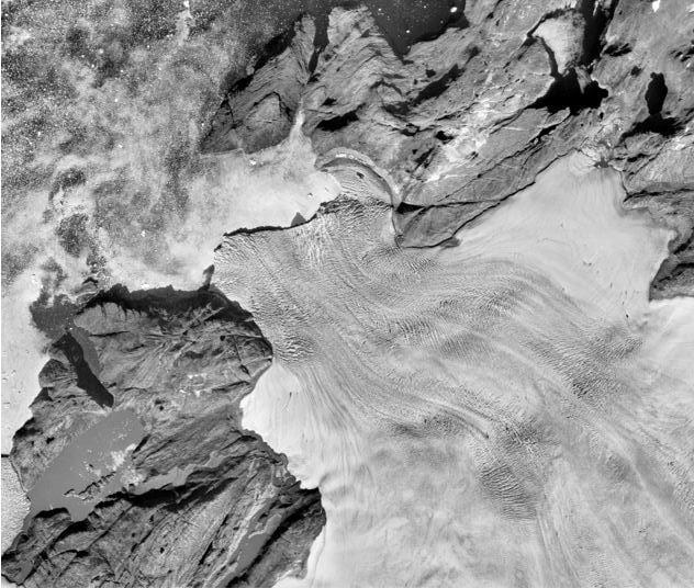 Gieseke Glacier