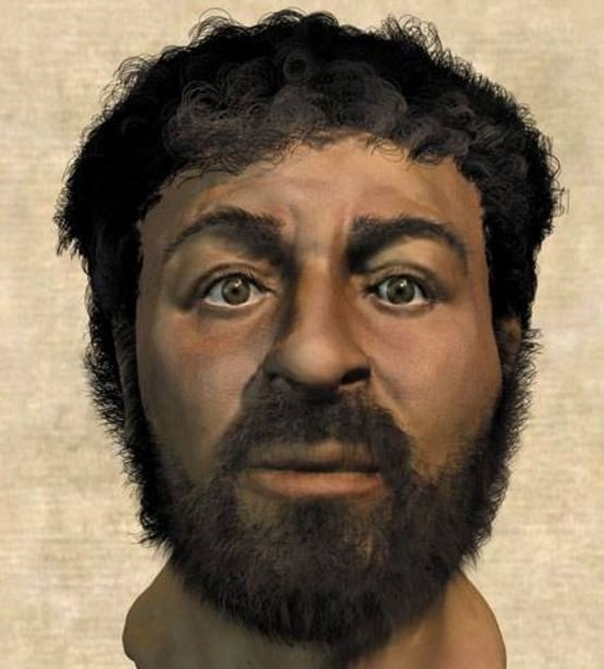 Jesus Christ probably looked like this