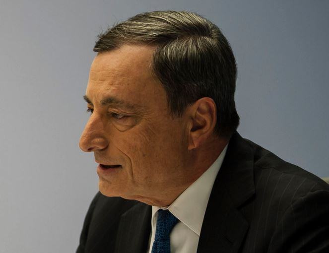Mario Draghi disappoints market expectations