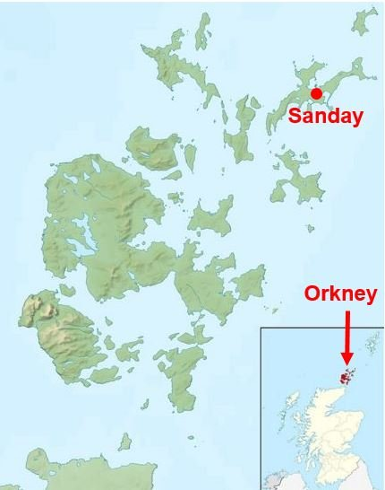 Sanday Orkney