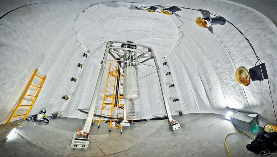 The Large Underground Xenon experiment