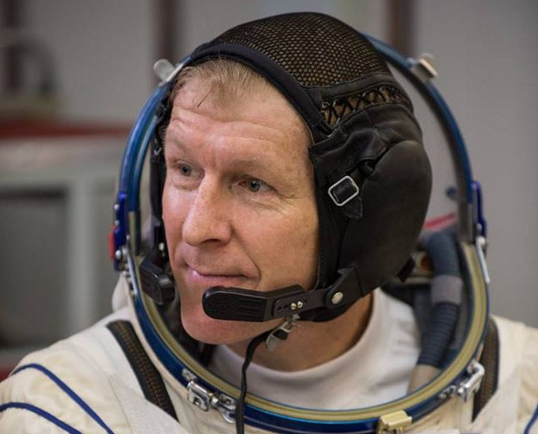 Time Peake British astronaut