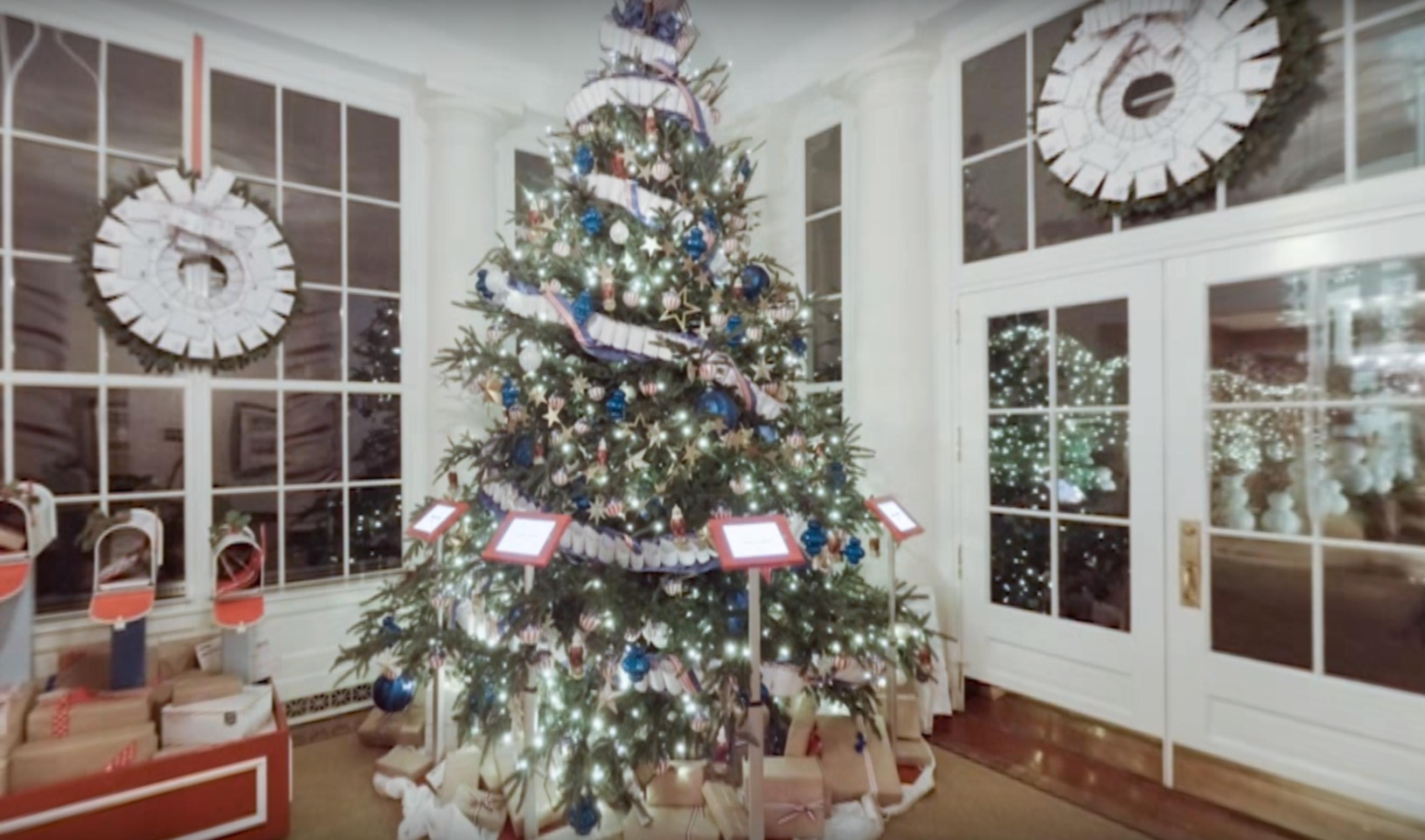 VR Christmas -