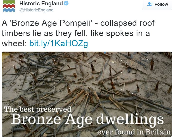 A Bronze Age Pompeii
