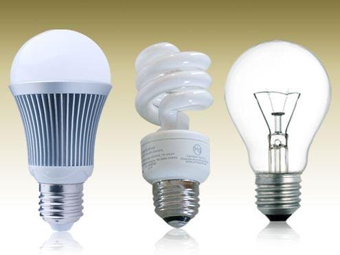 Comparing lightbulbs