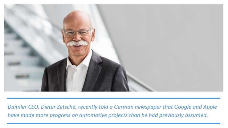 DaimlerCEO_Dieter_Zetsche_Apple_Google_Comment