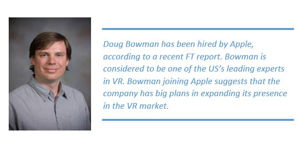 Doug Bowman Apple VR