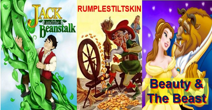 Fairy tales older than the Bible and European languages