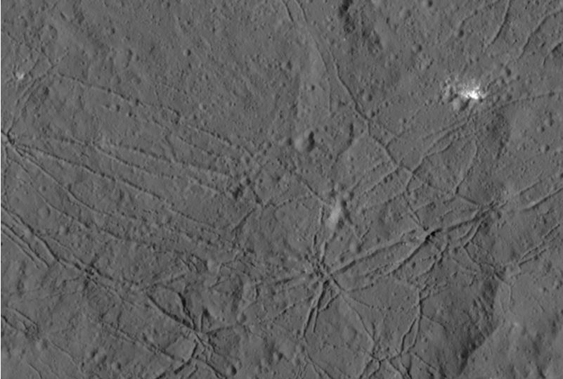 Beautiful Dwarf Planet Ceres Pictures Released By Nasa