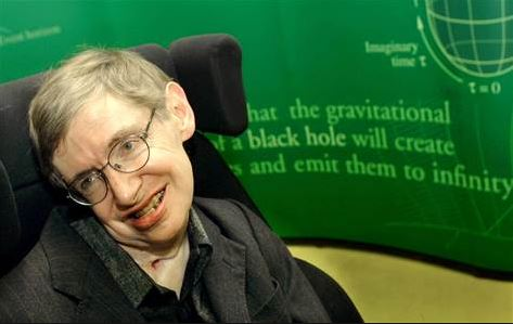 Hawking thinks he is closer to winning the Nobel Prize for Physics