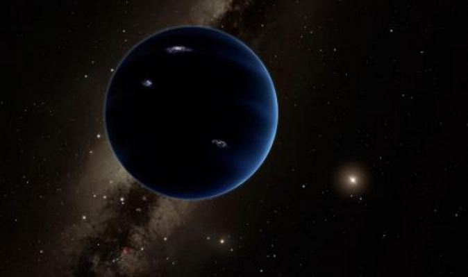 Ninth planet discovered by Caltech scientists