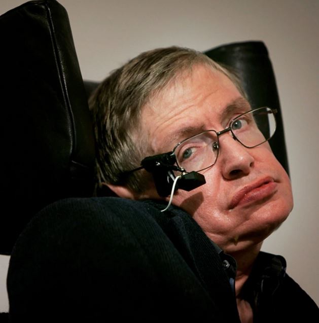 Professor Stephen Hawking warns that we could self destruct with our own technology