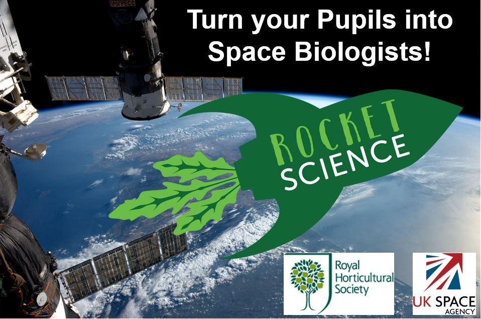 Space Gardening Turn your pupils into space biologists