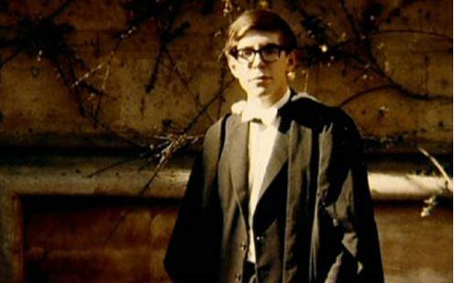Stephen Hawking age 21