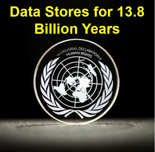 Data stores for an amazingly long time