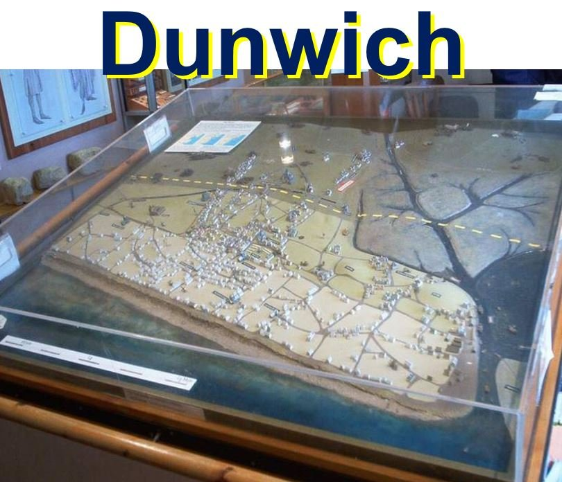 Dunwich in the year 1200