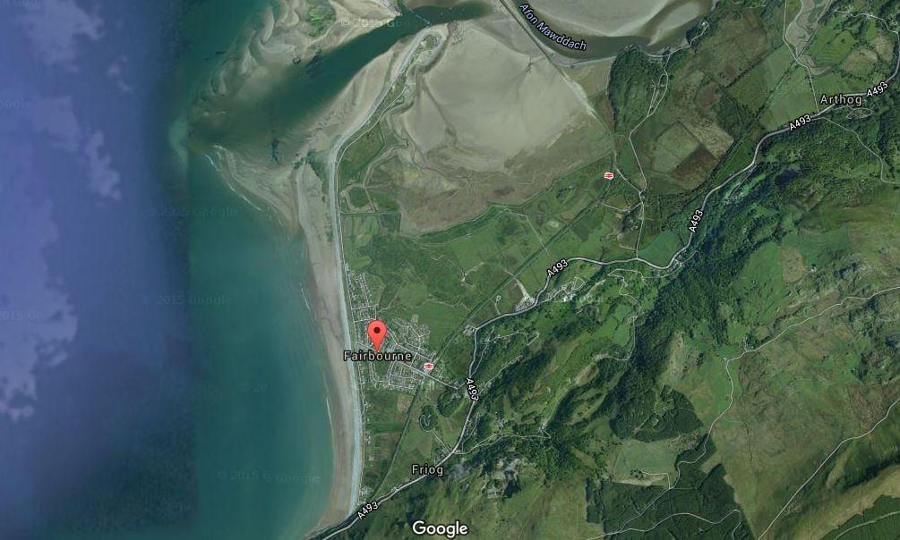 Faribourne Google Earth