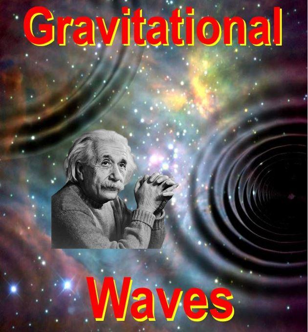 Gravitational waves Einstein was right