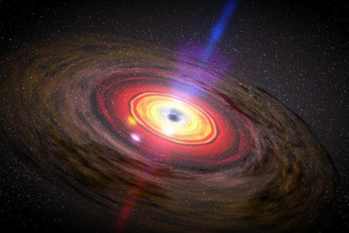 NASA black hole