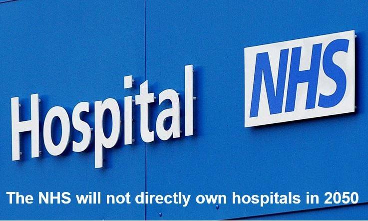 NHS in 2050