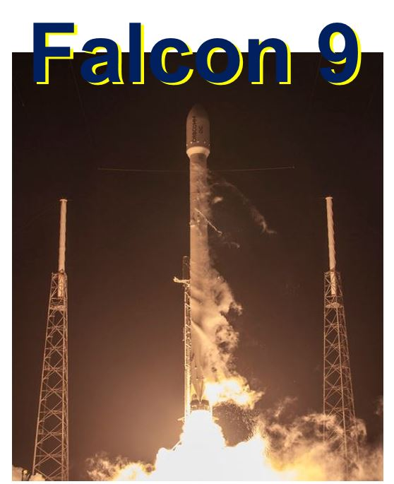 SpaceX Falcon 9 NASA contract to supply USS