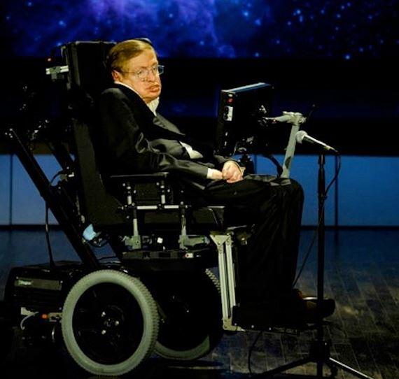 Stephen Hawking closer to Nobel Prize