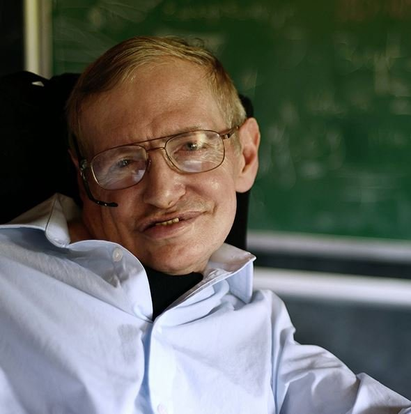 I was right says Hawking following gravitational waves ... Stephen Hawking