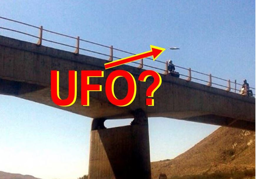 UFO sighting in Argentina